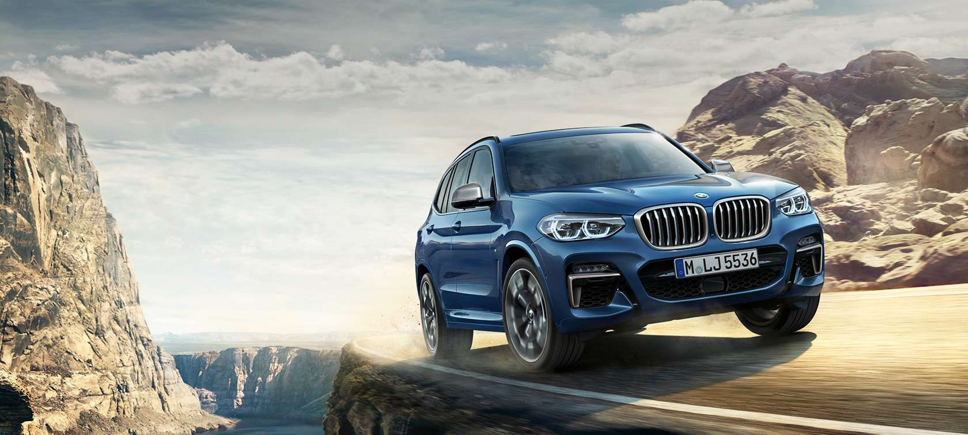 BMW X3 DESDE 250€/MES*
